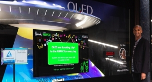 LG Display, Harrods to Unveil World's First Retail Experience Featuring OLED Technology