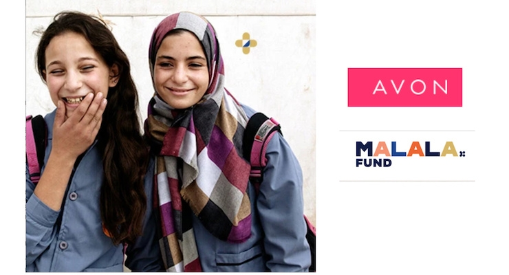 Avon Foundation for Women Donates $100k to Malala Fund