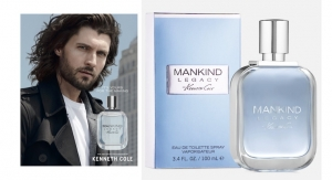 Parlux & Kenneth Cole Launch New Fragrance, Mankind Legacy