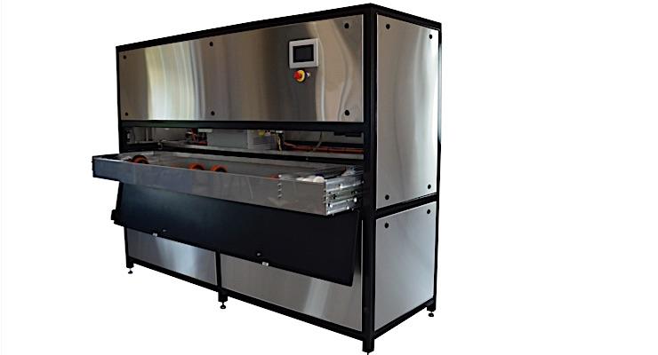 West Coast printer selects Flexo Wash technology