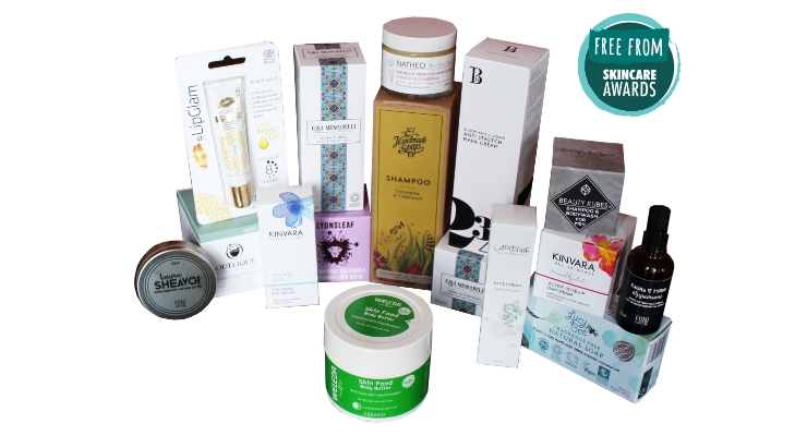 Free From Skincare Awards 2019: Winners Announced