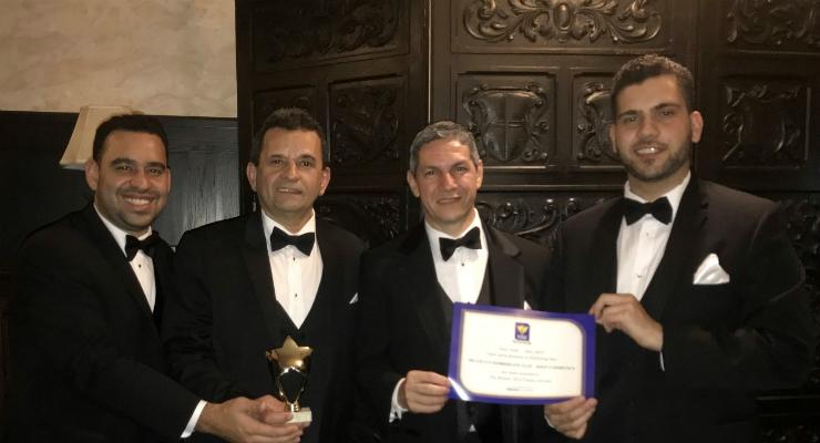 Kion Cosmetics Wins Award