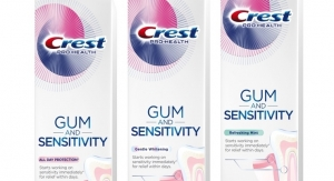Crest Expands Toothpaste Line