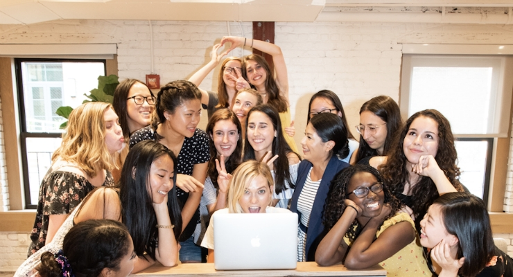 Estée Lauder Expands Partnership with Kode With Klossy