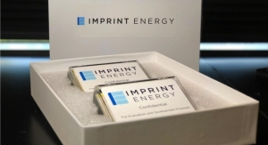 Imprint Energy Expands Access to Safe, Flexible Batteries for High-Volume IoT Applications
