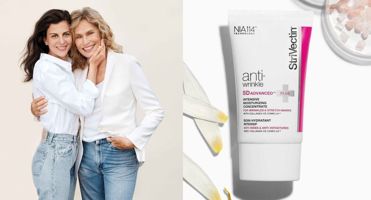 Lauren Hutton Joins StriVectin As Its First Celebrity Ambassador