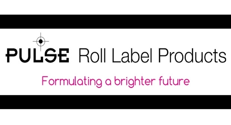 Pulse Roll Label Products Highlighting PureBright UV Flexo Metallic Inks at Labelexpo