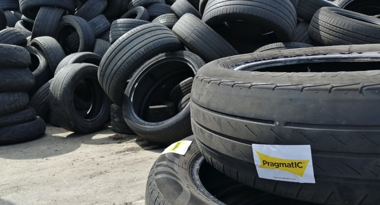 Printed RFID Sensors Can Help Tyre Recovery Association Process Used Tires