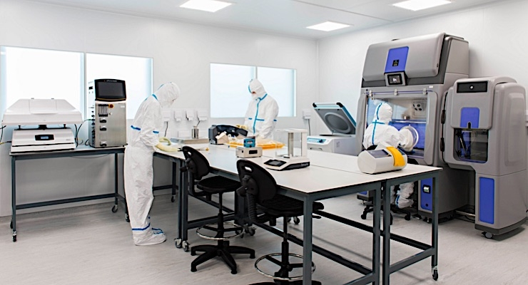 Sartorius Stedim Biotech (SSB) has launched new services for mammalian cell bank manufacture under GMP conditions