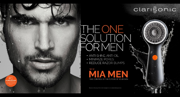 Mia Men features one easy-to-use 60-second Men