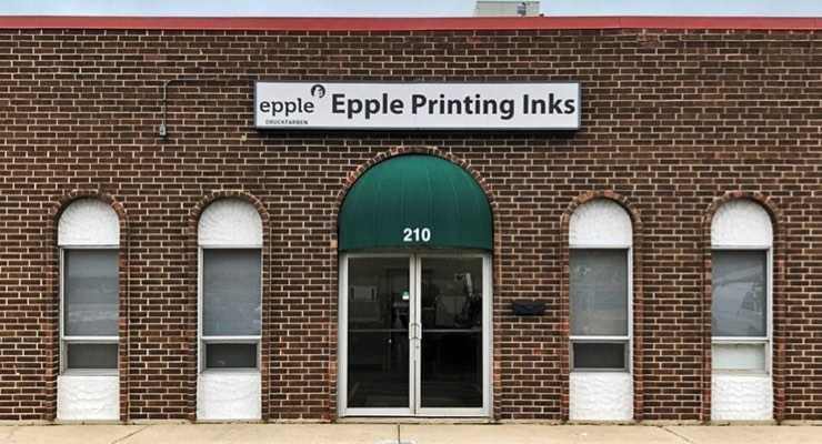 Epple Opens New North American Distribution Center, Lab Near Chicago