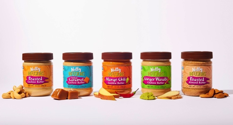 NOW Adds to Natural Food Line with Infused Nut Butters