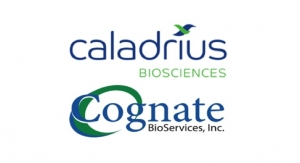 Caladrius, Cognate Ink Clinical Manufacturing Agreement