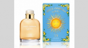 D&G Debuts Light Blue Sun Fragrance