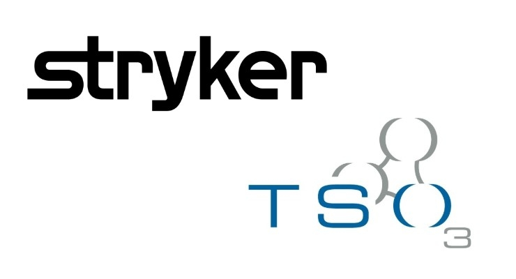 Stryker To Acquire TSO3 Inc  - Covering the specialized field of