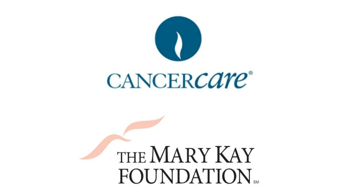Since 2000, The Touching Hearts Program, supported by The Mary Kay Foundation, has provided financial relief to women with any cancer diagnosis. Image courtesy of CancerCare and The Mary Kay Foundation.