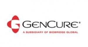GenCure Reports Successful First Run of 80L Bioreactor