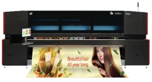 Parallax Digital Adds EFI VUTEk 5r+ Roll-to-Roll Printer