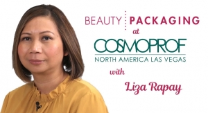On the Cosmoprof NA Show Floor with Liza Rapay