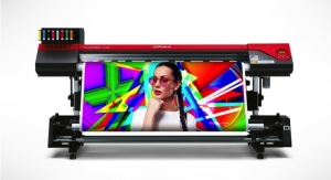 Roland DGA Launches New VersaEXPRESS RF-640 8-Color Printer
