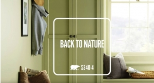 BEHR 2020 Color of the Year: Back to Nature
