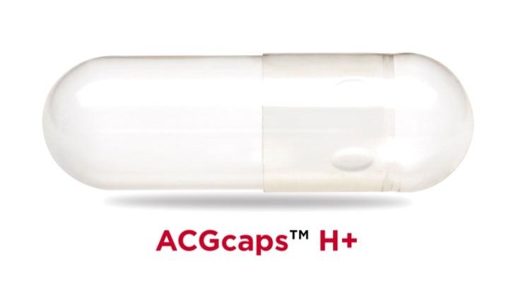 ACG Debuts Line of Clean Label, Vegetarian Capsules