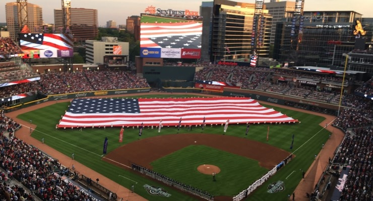 Atlanta Braves, WestRock Increasing Sustainability Efforts at SunTrust Park
