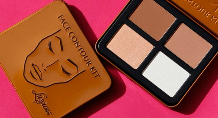 Luscious Cosmetics Gets Charitable