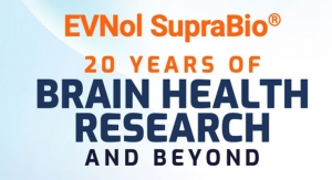EVNol SupraBio® - 20 Years of Brain Health Research and Beyond