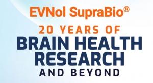 EVNol SupraBio® - 20 Years of Brain Health Research and Beyond