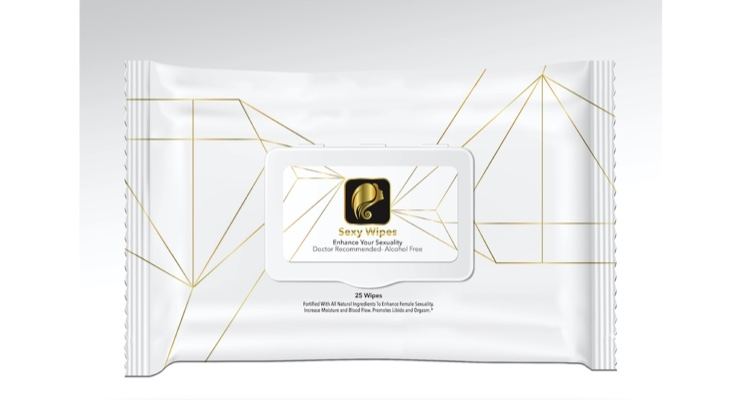 Physician Launches Sexy Wipes
