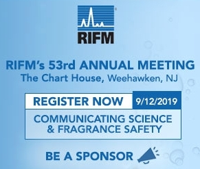 Register for RIFM Annual Meeting