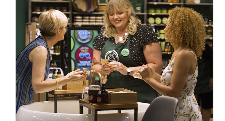 The Body Shop Renovates Canadian Flagship & Relaunches Recycling Program