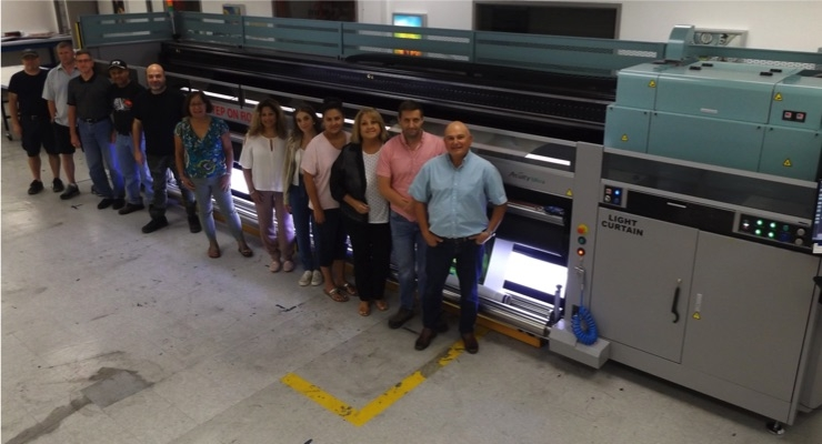 Impulse Graphic & Display Solutions Inc. Adds Fujifilm Acuity Ultra Press