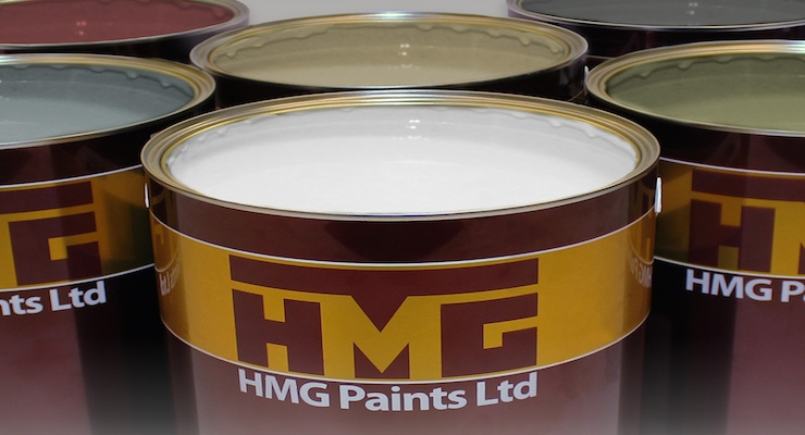 HMG Paints Introduces Range of Military Standard Paint Systems
