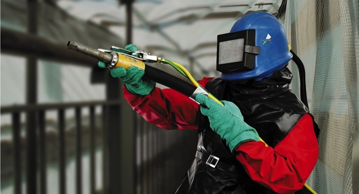 UK Industrial Coatings Apprenticeship Launched