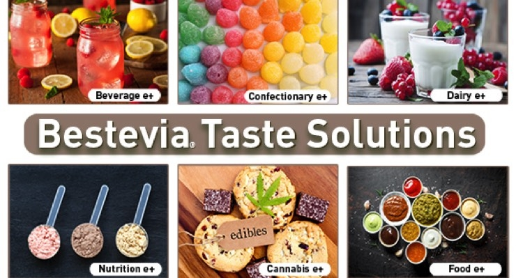 SweeGen Expands Product Line with Bestevia Taste Solutions