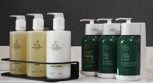 Marriott Tosses More Tiny Toiletries