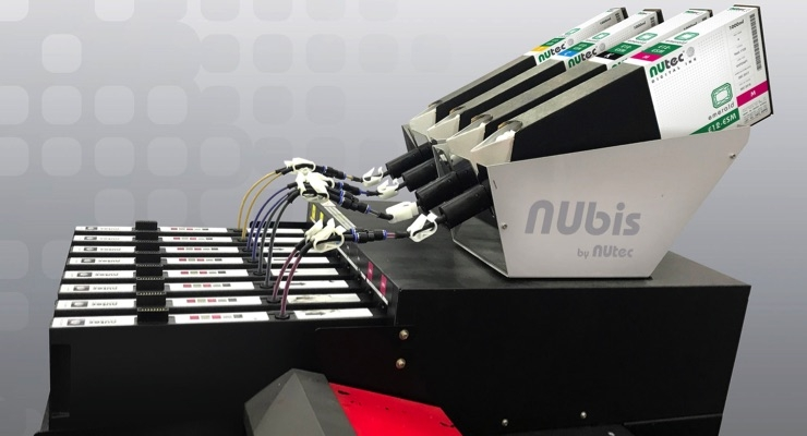 NUtec Promotes Latest Digital Ink Range at FESPA Africa