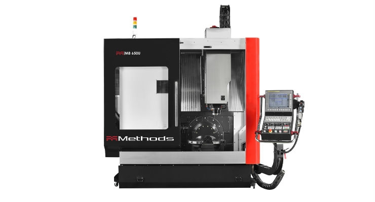 Methods Machine Tools Introduces its Own Brand of Vertical Machining Centers