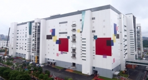 LG Display Opens 8.5th Generation OLED Panel Production Plant in Guangzhou, China