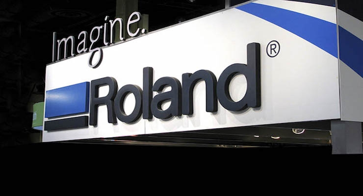 Roland DGA Introduces New VersaUV LEF2-300 UV Printer