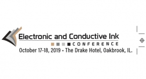 Conductive Inks Conference to Examine Flexible Electronics, Sensors and More