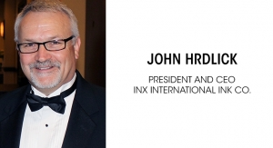 Ink World Q&A: John Hrdlick of INX International Ink