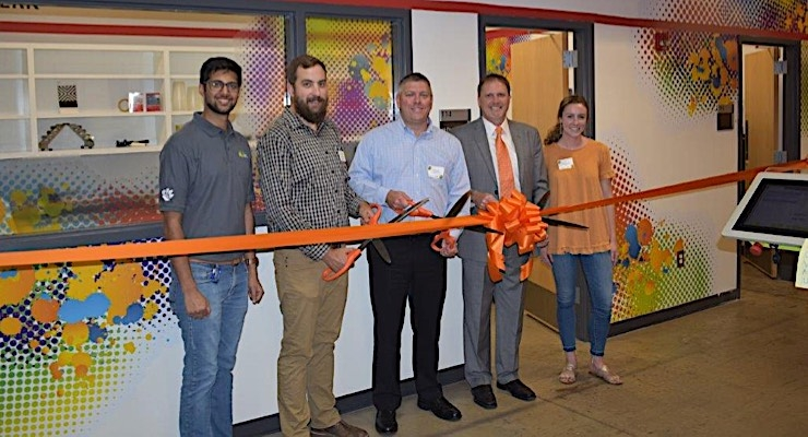 Siegwerk opens ink lab at Clemson