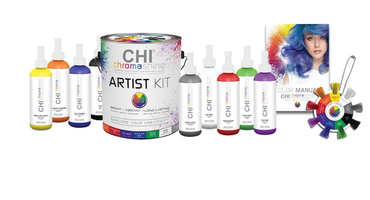Sally Beauty Supply Launches CHI Professional Color