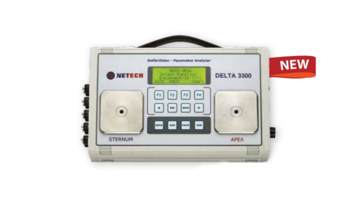 Netech Obtains FDA 510(k) Clearance for Delta 3300
