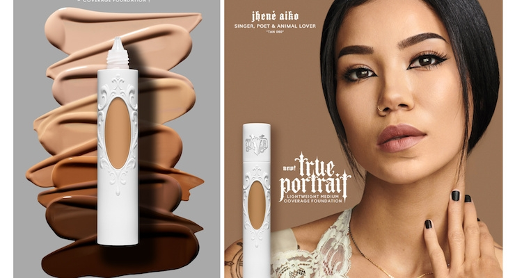 Kat Von D Beauty Launches Portrait Foundation in a Beautiful Bottle