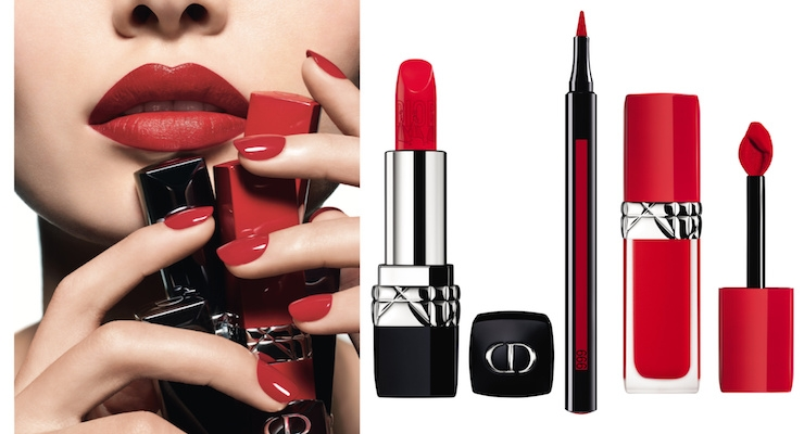 Dior Beauty Celebrates Shade #999 on September 9th