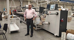 Mumbai converter adds third Omet press
